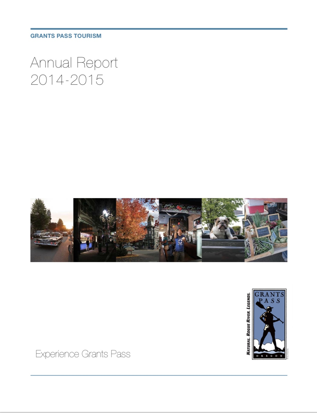 Annual 2014-15 cover